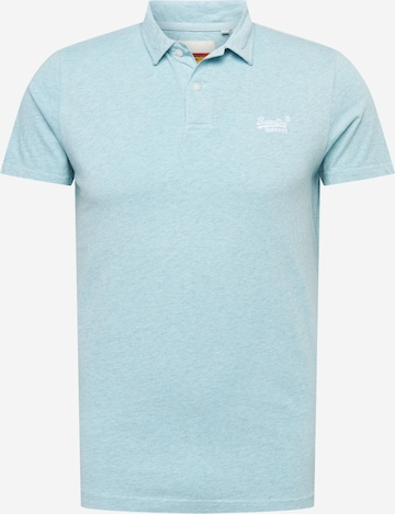Superdry Shirt in Blue