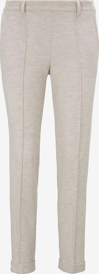 TOM TAILOR Pantalon à plis en beige: Vue de face