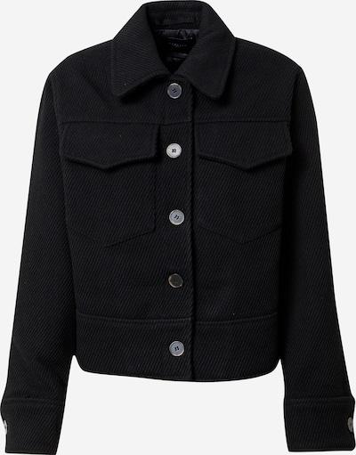 SELECTED FEMME Jacke in schwarz: Frontalansicht