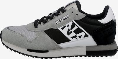 NAPAPIJRI Sneaker in grau / schwarz / weiß, Produktansicht