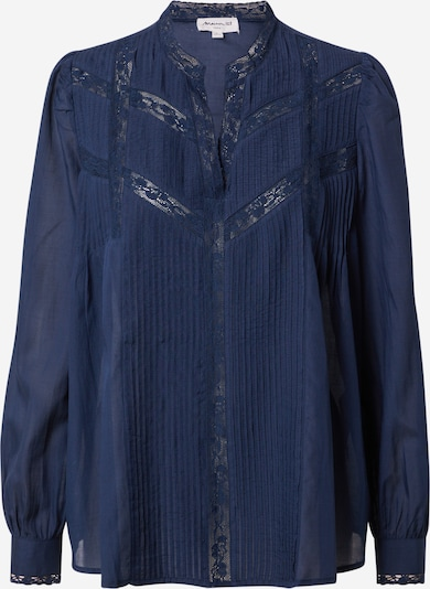 Bluză Maison 123 pe albastru închis, Vizualizare produs