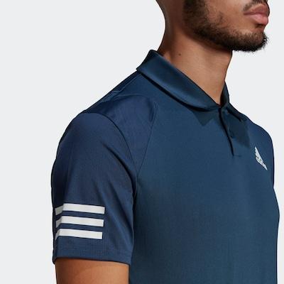 ADIDAS PERFORMANCE Funktionsshirt 'Tennis Club' in indigo / weiß, Produktansicht
