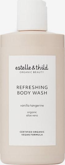 estelle & thild Duschgel 'Refreshing' in weiß, Produktansicht