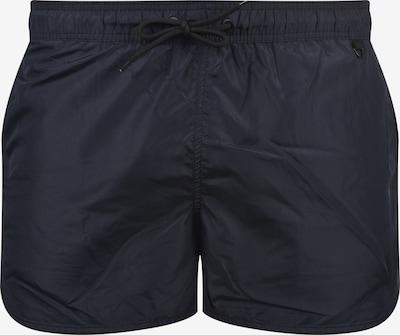 BLEND Badeshorts Badeshorts in blau / dunkelblau / schwarz, Produktansicht