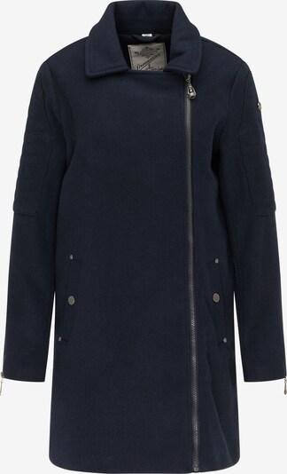 DreiMaster Vintage Wintermantel in nachtblau, Produktansicht