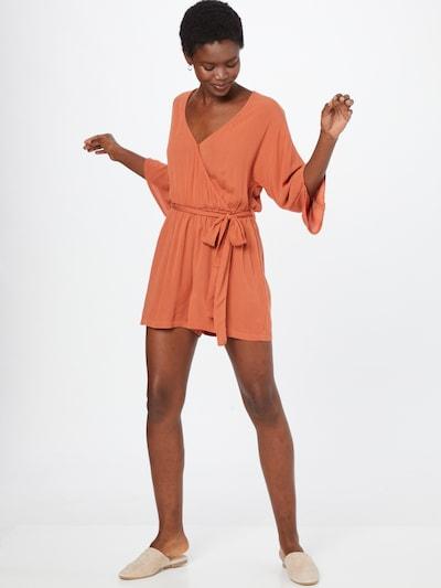ABOUT YOU Jumpsuit 'Jasmin' in de kleur Sinaasappel, Modelweergave