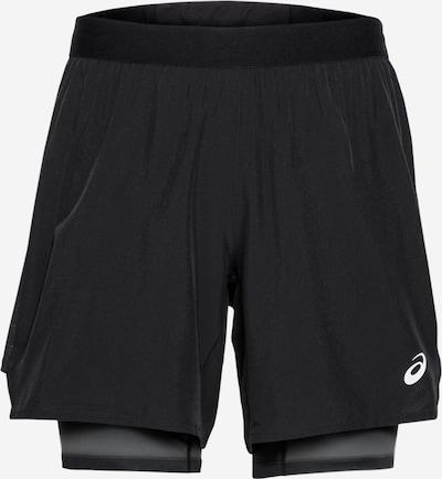 ASICS Sport-Shorts 'ROAD' in schwarz, Produktansicht