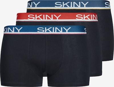 Skiny Bokserice u mornarsko plava / crvena / crna / bijela, Pregled proizvoda