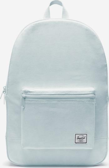 Herschel Rucksack in pastellblau, Produktansicht