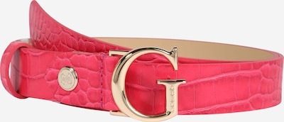 GUESS Gürtel 'CORILY' in pink, Produktansicht