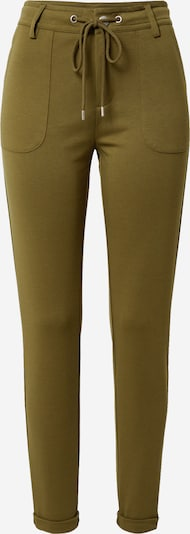 Kaffe Trousers in olive, Item view