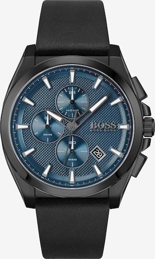 BOSS Casual Uhr in blau / schwarz, Produktansicht
