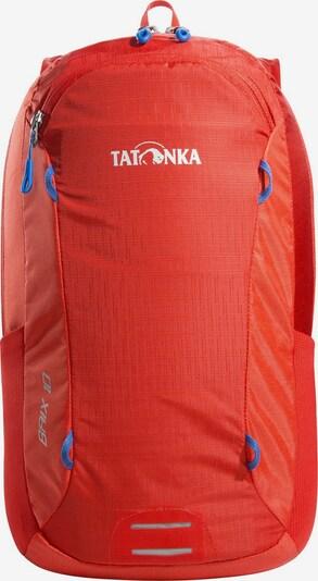 TATONKA Sac à dos 'Baix 10 ' en bleu / rouge / noir / blanc, Vue avec produit