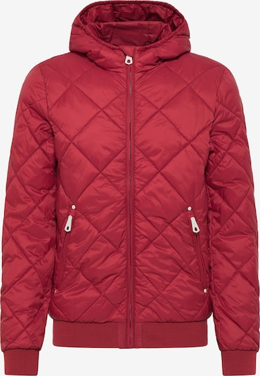 DreiMaster Maritim Jacke in rot, Produktansicht
