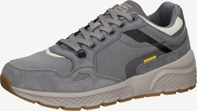 CAMEL ACTIVE Sneaker in grau / schwarz / weiß, Produktansicht