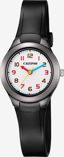 CALYPSO WATCHES Uhr in schwarz / weiß, Produktansicht