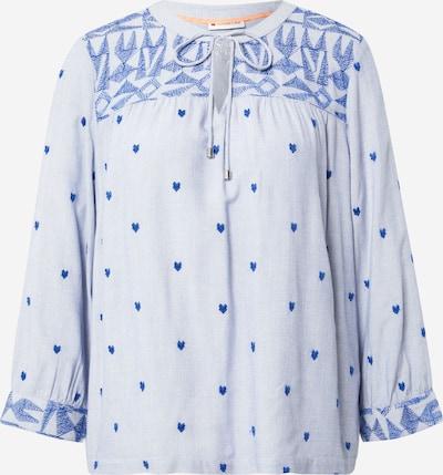 Camicia da donna STREET ONE di colore blu reale / blu cielo, Visualizzazione prodotti