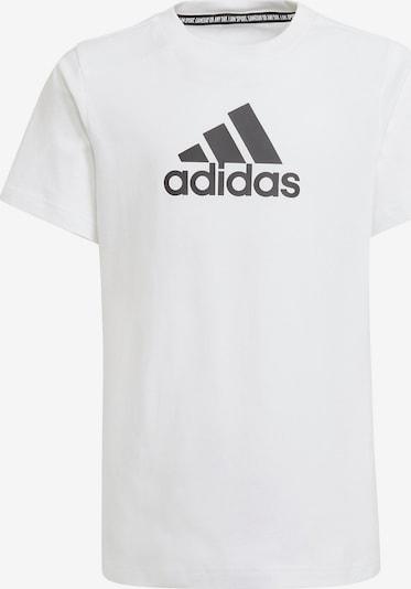 ADIDAS PERFORMANCE Sportshirt in schwarz / offwhite, Produktansicht