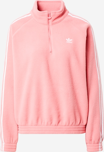 ADIDAS ORIGINALS Sweatshirt in Pink / White, Item view