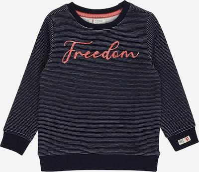 Noppies Pullover in blau / rot / weiß, Produktansicht