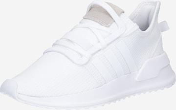 Sneaker bassa 'U_Path Run Schuh' di ADIDAS ORIGINALS in bianco