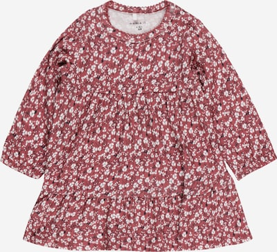 NAME IT Robe 'KAISA' en rosé / noir / blanc, Vue avec produit
