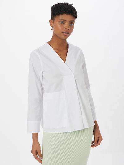 UNITED COLORS OF BENETTON Blouse in de kleur Wit: Vooraanzicht