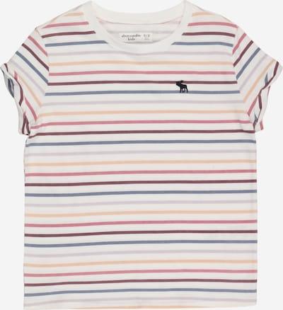 Abercrombie & Fitch Shirt in mischfarben / weiß, Produktansicht