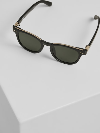 Urban Classics Accessoires ' Sunglasses Italy with chain ' in mischfarben, Produktansicht