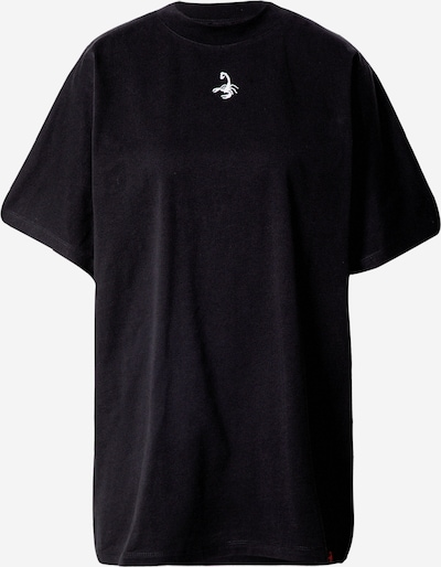 VIERVIER Oversized shirt 'Paulina' in Black, Item view