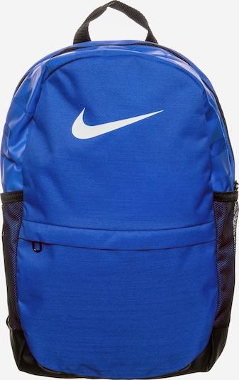 NIKE Sportrucksack 'Brasilia ' in blau / weiß, Produktansicht