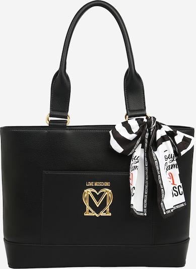 Love Moschino Torebka w kolorze czarnym, Podgląd produktu