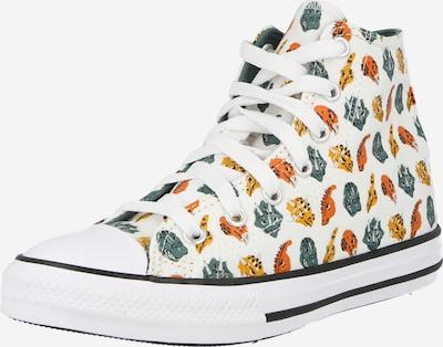 Sneaker 'CTAS' CONVERSE di colore giallo oro / verde / arancione scuro / nero / bianco, Visualizzazione prodotti