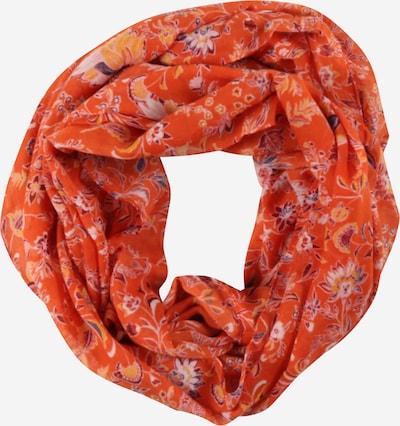 ESPRIT Kružni šal u miks boja / narančasto crvena, Pregled proizvoda