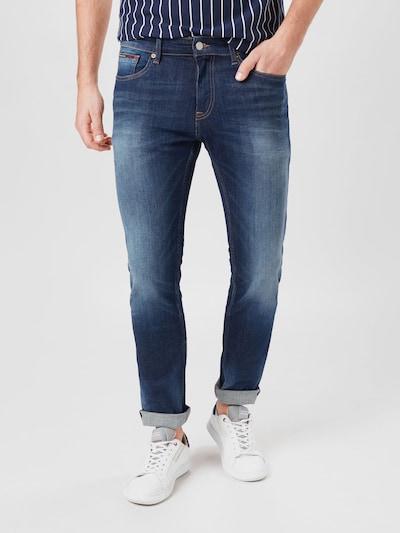 Tommy Jeans Jeansy 'SCANTON' w kolorze niebieski denimm, Podgląd na modelu(-ce)