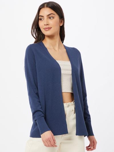 Geacă tricotată s.Oliver pe albastru, Vizualizare model