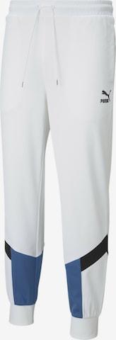PUMA Trainingshose in Weiß
