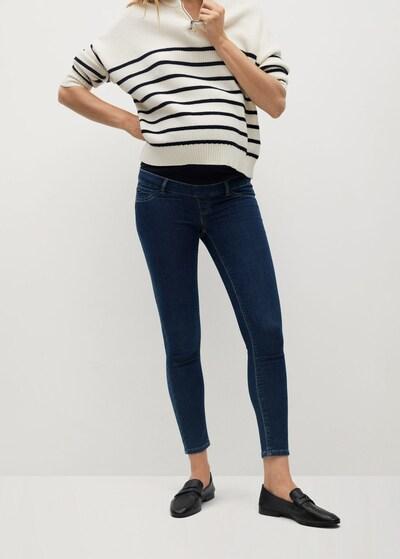 MANGO Jeans 'Pitimat-I' in dunkelblau, Modelansicht