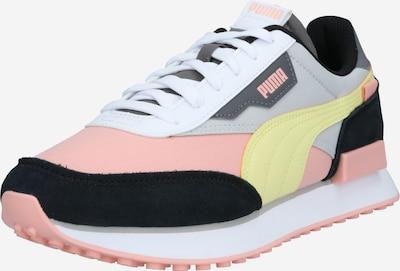 PUMA Sneaker 'RIDER PLAY ON' in gelb / apricot / hellpink / schwarz, Produktansicht