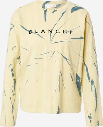 Blanche Tričko - žlutá / pastelově zelená / černá, Produkt
