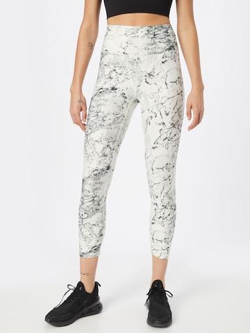 Marika Športové nohavice 'JADE' - biela