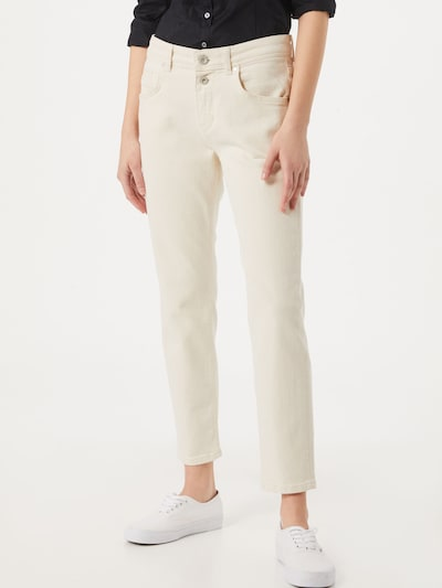 Marc O'Polo Jeans 'THEDA' in ecru, Modelansicht