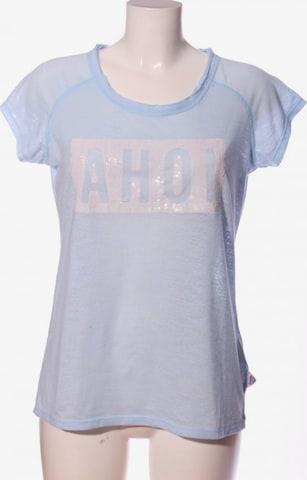 ROADSIGN Top & Shirt in L in Blue