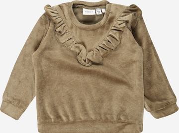 NAME IT Sweatshirt 'NBFNAYA' in Grey