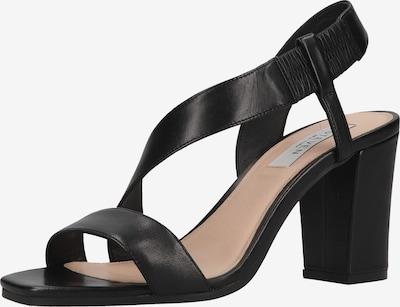 Steven New York Sandalen in schwarz, Produktansicht