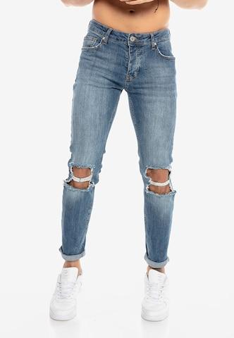 Redbridge Jeans 'Tokio' in Blau
