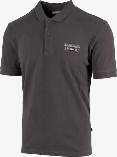 NAPAPIJRI Poloshirt in grau, Produktansicht
