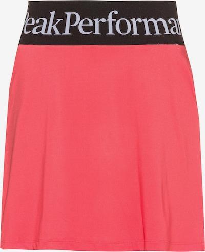 PEAK PERFORMANCE Sportrock 'Turf' in pink / schwarz / weiß, Produktansicht