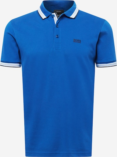 BOSS ATHLEISURE Shirt 'Paddy' in Royal blue / White, Item view