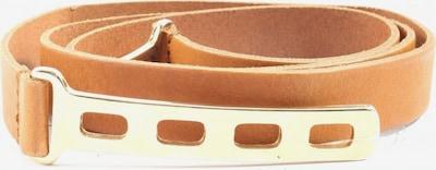 Zalando Belt in XS-XL in Gold / Light orange, Item view